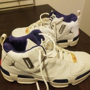 Men's Jordan shoes size 12